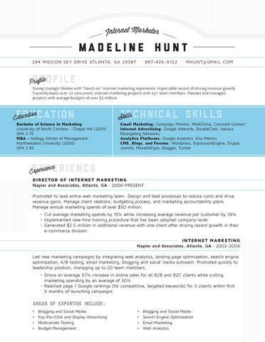 creative marketing resumes 17 best images about creative resume exles on