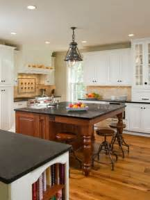 Square Kitchen Island by Square Kitchen Island Design Ideas Remodel Pictures Houzz