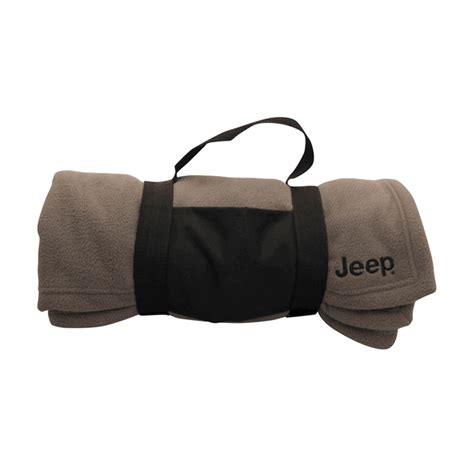 Jeep Blanket All Things Jeep Jeep Embroidered Fleece Blanket W