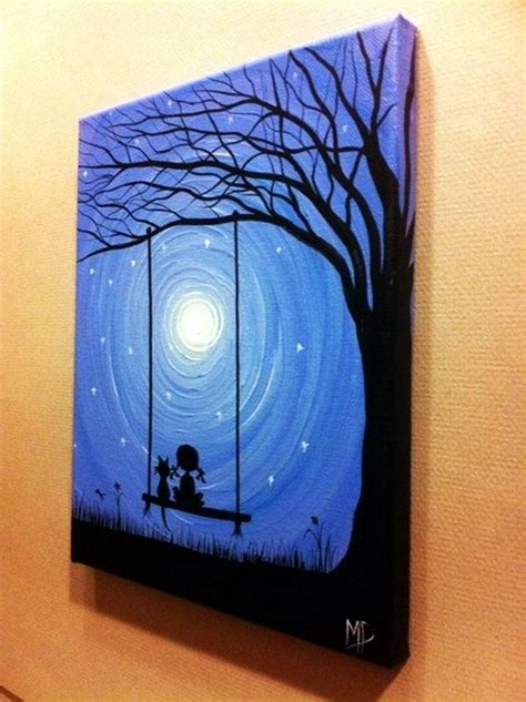 acrylic painting ideas diy 25 best images about canvas ideas on diy