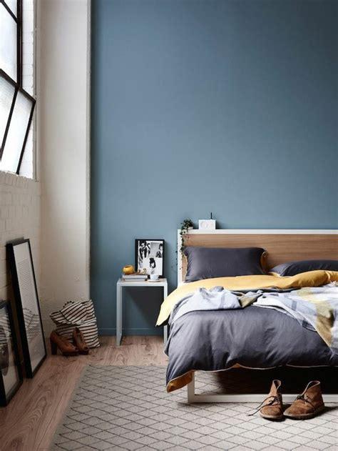 schlafzimmerwand ideen 45 ideen f 252 r farbige w 228 nde archzine net