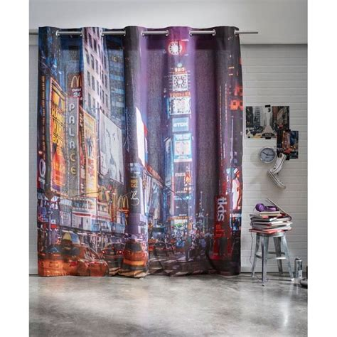 Rideaux New York Pas Cher by Rideaux New York Achat Vente Rideaux New York Pas Cher