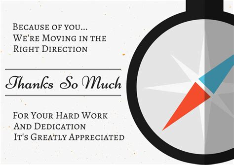 free printable thank you cards for employees christmas card for boss wording halloween xyz