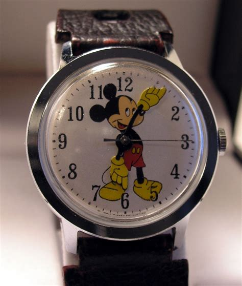 review timex mickey mouse vintage 1971 watches