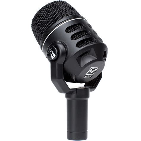 The Voice Microphone review electro voice nd series microphones performer mag