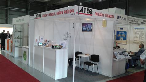 ateq cz has exhibited on a trade fair quot for automation