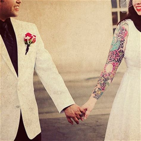tattoo ink couples married couples tattoo ink and tattooed wedding on pinterest
