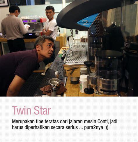 Mesin Coffee Conti conti cikopi