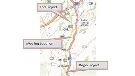 aldot division map aldot to discuss widening u s 31 shelby county reporter