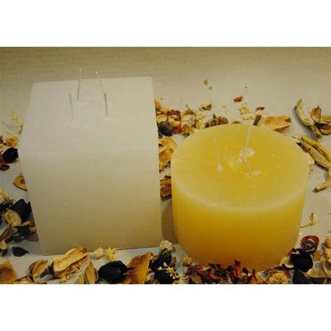 candele grandi candela cubo e cilindro grandi profumi e candele