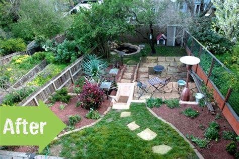 Backyard Before And After Pictures by 301 Moved Permanently