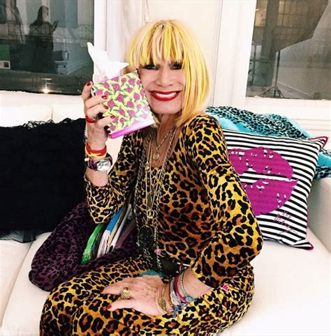 Betsey Johnson ffanzeen rock n roll attitude with integrity