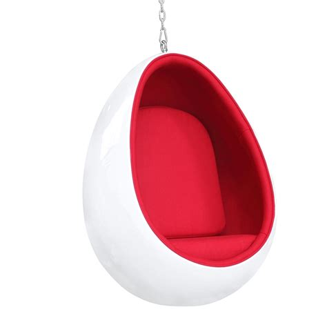 Hanging Chair Egg by Egg Hanging Chair