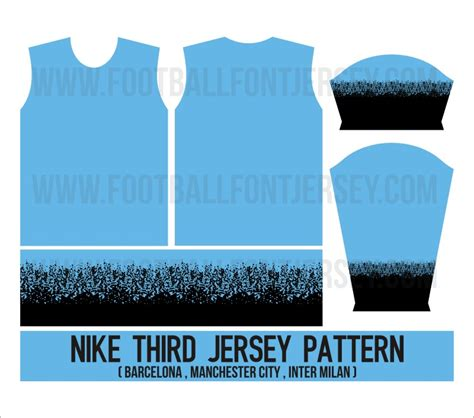 jersey pattern image template jersey archives football font jersey