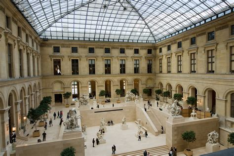 Louvre Interior by Interesting Facts About The Louvre Museum Impressive Magazine