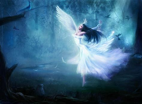 fairies and fantasy by fantasy fairy wallpapers wallpaper cave