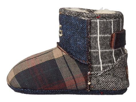 Patchwork Ugg - ugg thriller infant toddler patchwork