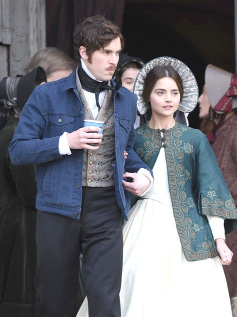 tom hughes jenna victoria season 2 first look snaps of jenna coleman and