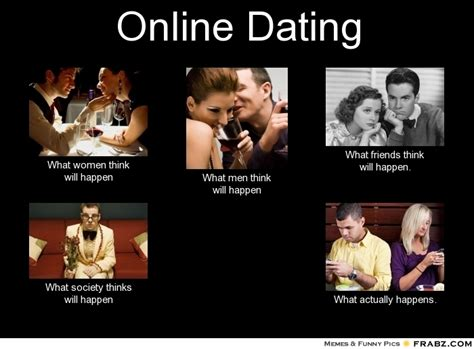 Memes Dating - online dating what people think i do what i really