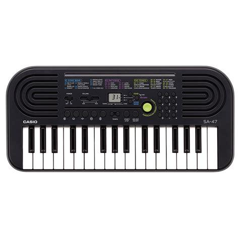 Alat Musik Keyboard Casio casio sa 47 171 keyboard