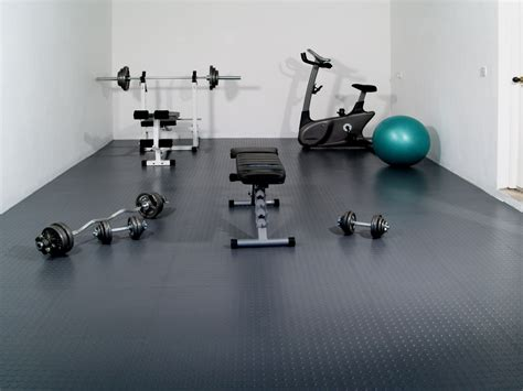 Rubber Exercise Flooring by Flooring Your Flexi Tile