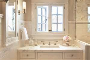 All In One Vanity Timeless Master Bathroom By Scavullodesign Simplified Bee