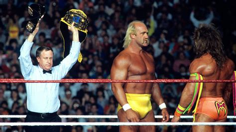 vs ultimate the ultimate warrior s 5 most epic matches pro wrestling