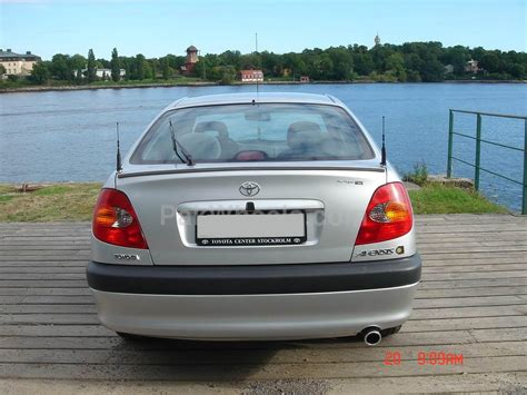 2002 toyota avensis find member rides of year in pakistan and around the world