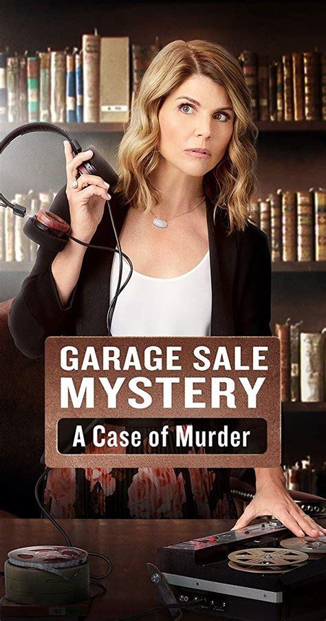 lori loughlin colin ferguson garage sale mystery a case of murder tv movie 2017 imdb