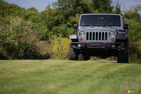 2013 Jeep Wrangler Unlimited Review Auto123 Car Reviews Auto123