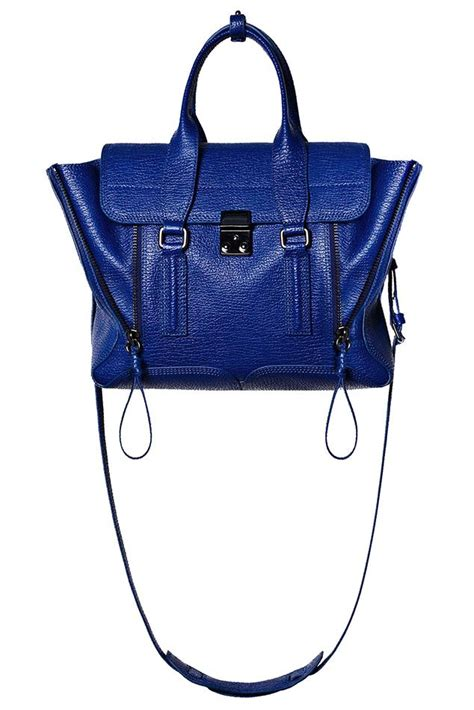 20683 Blue Shoulder Bag 3 In 1 3 1 phillip lim pashli medium shoulder bag in blue lyst