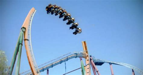 9 Rankers Of The Roller Coaster World by Roller Coaster Pictures