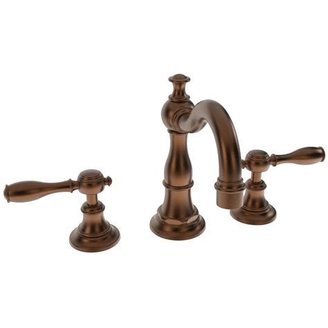 Faucet Com 1770 08a In Antique Copper By Newport Brass Newport Brass Bathroom Faucets