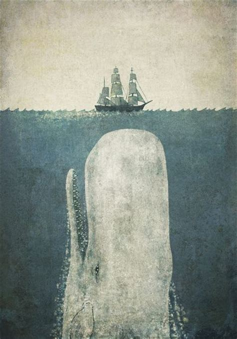 terry fan the whale art print 17 best images about moby on pinterest terry fan