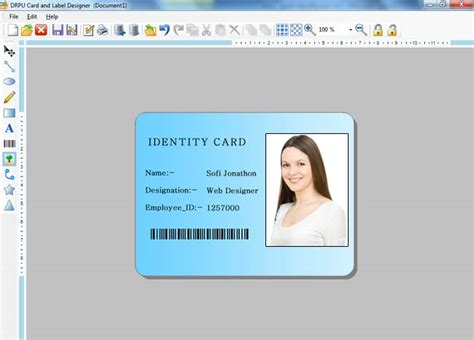 make photo id cards business letterhead maker software labels generator