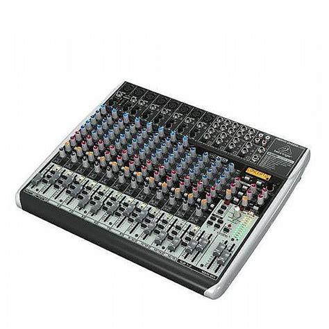 Sale Mixer Behringer Xenyx Qx 1222 Usb 12 Channel behringer qx2222 usb xenyx 12 channel mixer tracktion 4