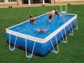 Backyard Swimming Pools Above Ground Portable Above Ground Swimming Pools Backyard Design Ideas
