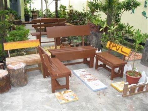 Tempat Lu Taman mpv landskap dan nurseri recoscape penyediaan kerusi