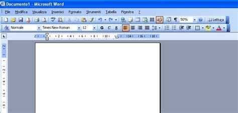 lade da lavoro impariamo a usare il computer word