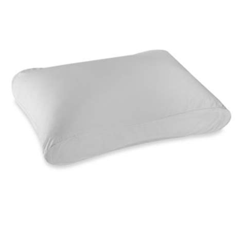 Beyond Gel Fiber Side Sleeper Pillow King by Buy Therapedic Foam Pillows From Bed Bath Beyond