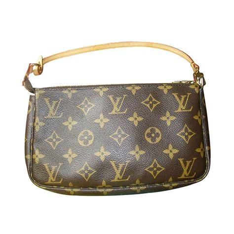 Lv Clutch louis vuitton day clutch bag pochette brown monogram