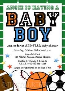 all sports baby boy shower invitation printable 183 just click print 183 store powered
