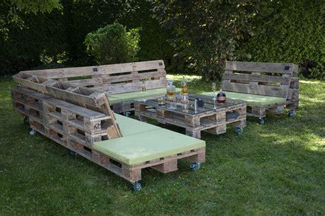 Garten Lounge Aus Paletten 1362 by Vintage Gartenlounge Aus Geschliffenen Paletten