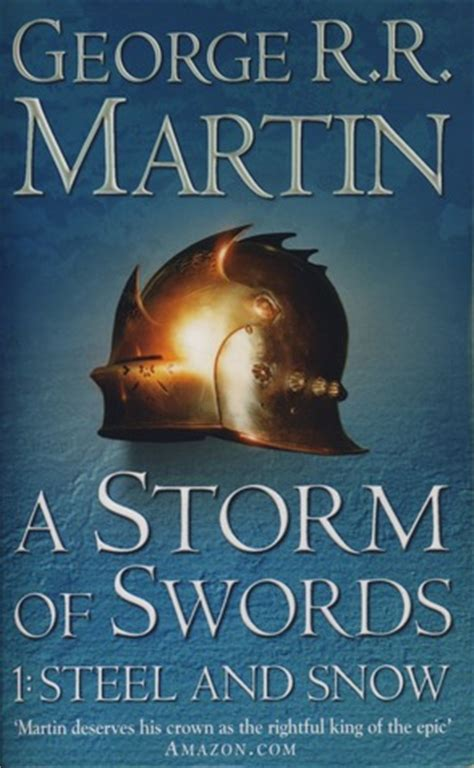 a storm of swords lit nerd around the world a storm of swords george r r martin