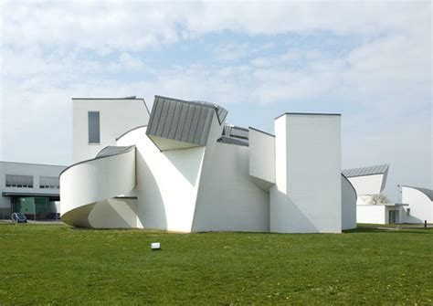 ad classics vitra design museum gehry partners archdaily