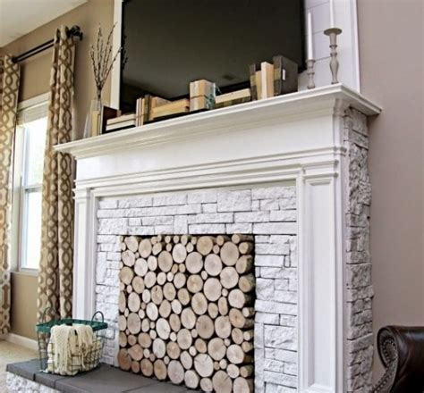 diy fireplace cover up decorative fireplace covers decor love