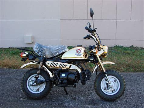 1996 honda z50 new 1996 honda quot gold monkey special quot z50 rmd motors