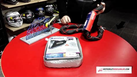 alarmli disk kilidi zincir kilit ve motosiklet brandasi