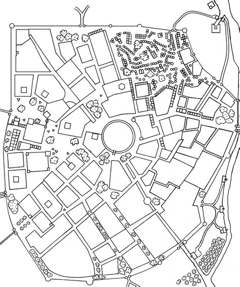 Drawing K Maps by How To Draw Map Of City
