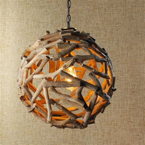 Driftwood Pendant Light Driftwood Pendant Light Pendant Lighting By Shades Of Light